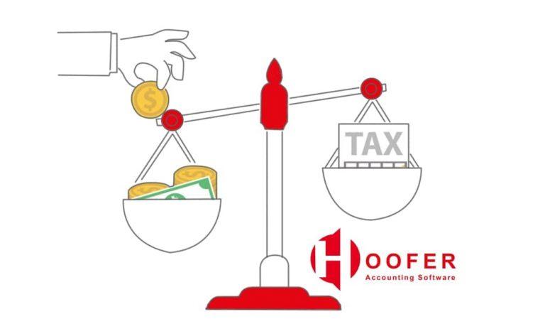 حسابداری چیست؟ مالیات چیست؟