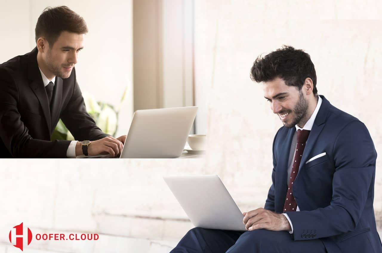 نرم افزار حسابداری تحت وب و آنلاین هوفر