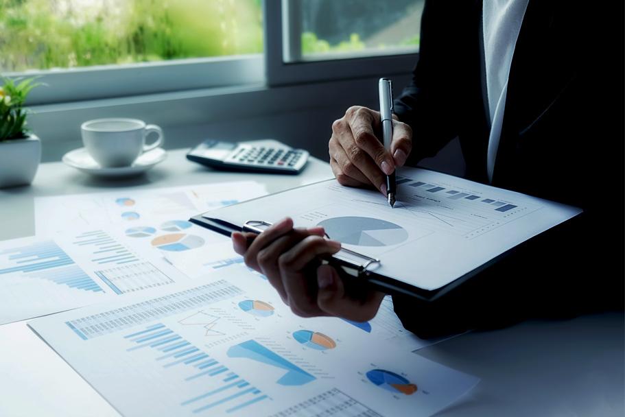 ماژول حسابداری خدماتی